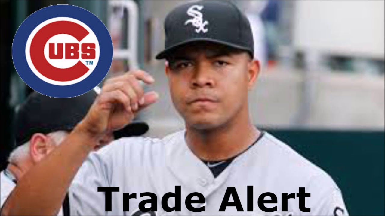 Cubs acquire Jose Quintana from White Sox for 4 prospects