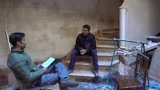 entrevista#1:JESÚS ADEVA, MAESTRO ALBAÑIL (resumen)