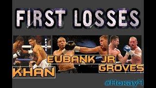 FIRST LOSSES #2 - KHAN / EUBANK JR / GROVES / #НокауЧ