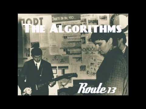 The Algorithms - Route 13 1968 (USSR) Psychedelic Rock, Blues Rock