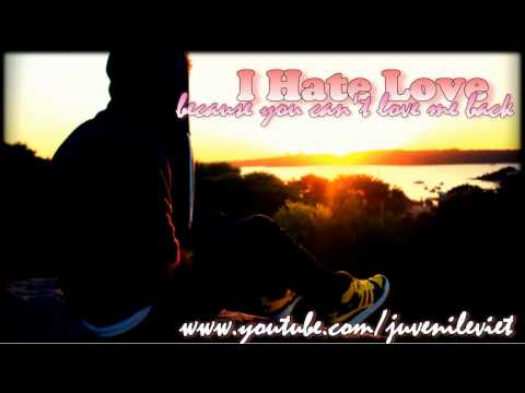 I hate Love - Claude Kelly