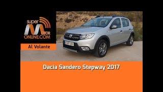 Dacia Sandero Stepway 2017 / Al volante / Prueba dinámica / Review / Supermotoronline.com