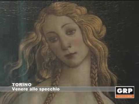 Torino venere allo specchio grp televisione youtube - Venere allo specchio ...