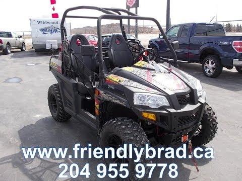 2013 HISUN RS8R HS800UTV #21153 Indoor Auto Sales Winnipeg