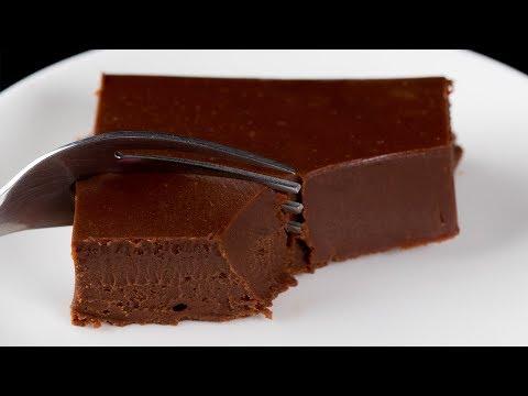 dessert-sans-cuisson-uniquement-à-partir-de-2-ingrédients.-chocolaté-et-délicieux-!-│-savoureux.tv