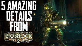 5 Amazing Details From Bioshock 2 Multiplayer That You May Not Know About! (Bioshock 2 PC Gameplay)