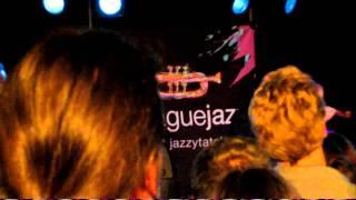 Andy Suzuki playing tenor sax