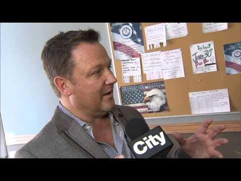 Clip - Chad Oakes on working on 'Fargo' in Calgary