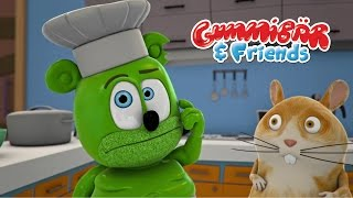 """Gummy Bear Show 2 """"HAMSTER IN THE HOUSE"""" Gummibär And Friends"""