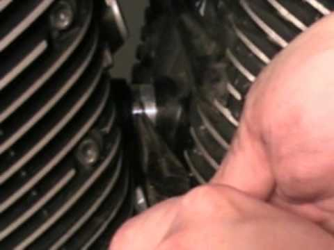 Honda Shadow VT750 ACE Motorcycle - Coolant leak from Crossover Tube repair