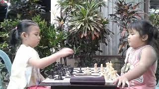 ANAK AJAIB!! Pemain Catur Cilik Dunia (Anak 4 tahun VS Anak 6 tahun)