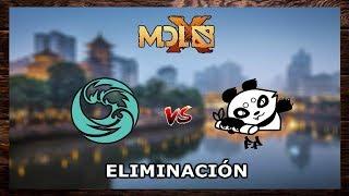 BEASTCOAST vs PANDAS  [ELIMINACIÓN] - Chengdu Major
