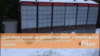 Les Boîtes Postales à Laval  | Mailbox In Laval