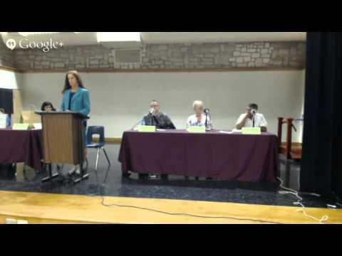 Kyle City Council Candidate Forum, April 15th, 2015