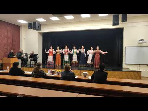 Государственный экзамен института культуры и искусств г. Краснодара, часть 1
