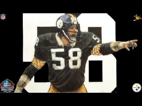 Jack Lambert (Scariest Looking Player In NFL History) NFL Legends