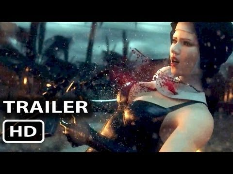 Wallpaper Gaming Girl Hitman Absolution Trailer Quot Attack Of The Saints Quot Youtube