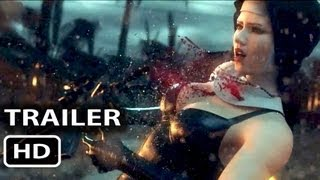 "Hitman Absolution Trailer ""Attack of the Saints"""