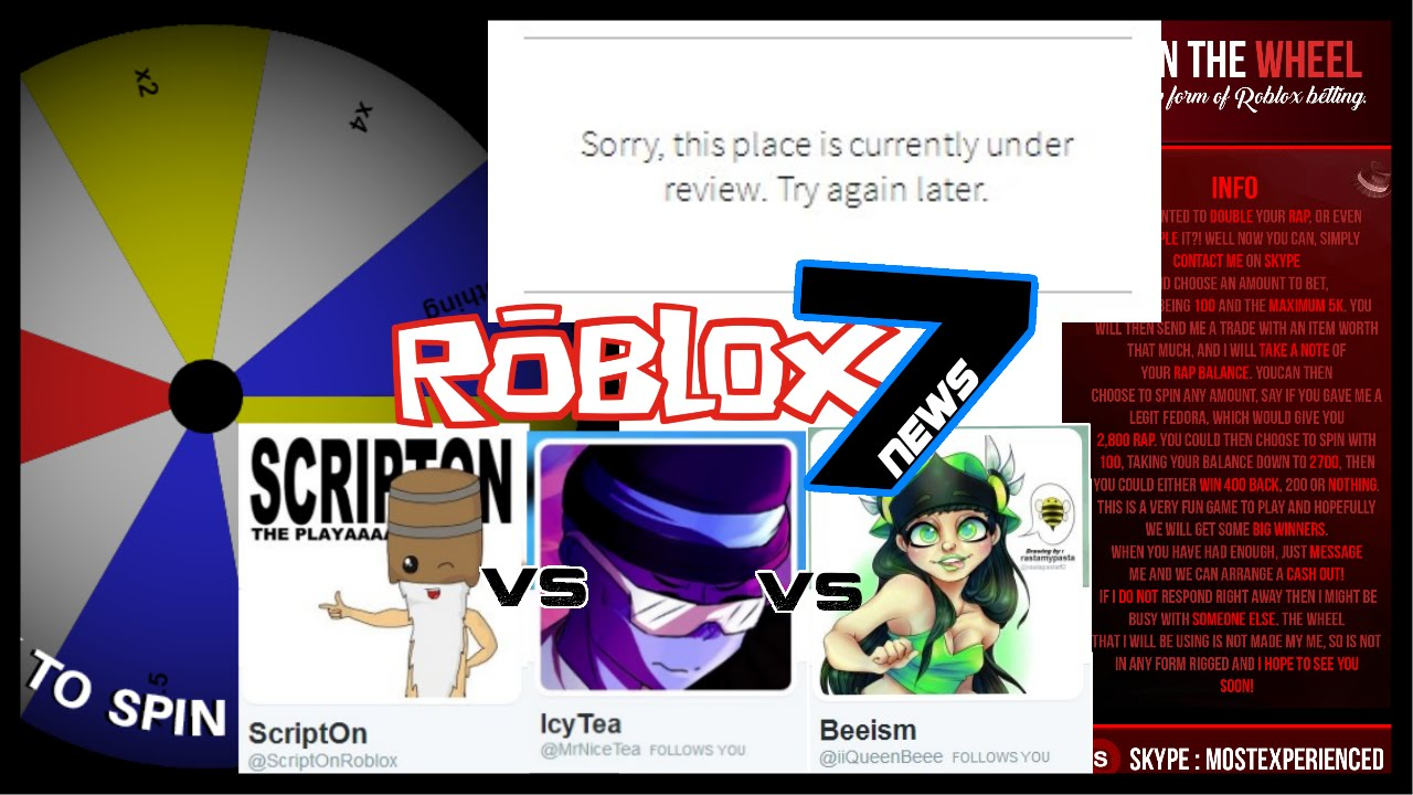 roblox games under review