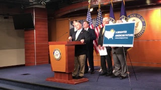 FY 2019 Budget Resolution Press Conference