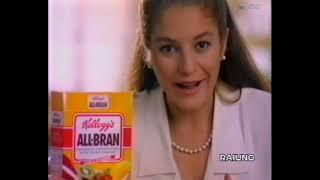6/2/1995 - RaiUno - Sequenza spot pubblicitari e promo