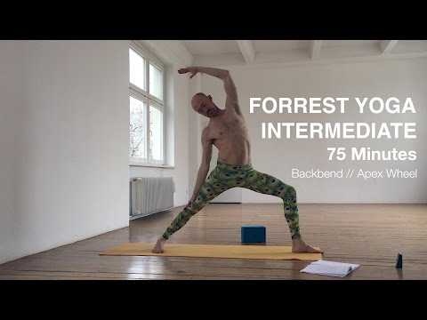 FORREST YOGA // INTERMEDIATE // 75 MINS