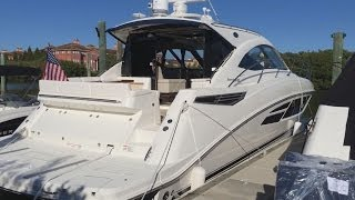 2014 Sea Ray 510 Sundancer Walkthrough