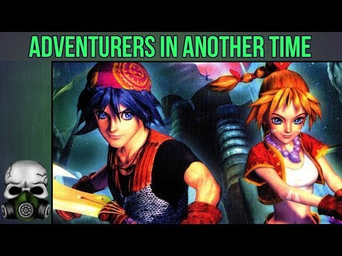 Adventurers In Another Time