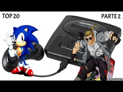 Mi Top 20 Juegos De Sega Genesis Parte 2 Youtube