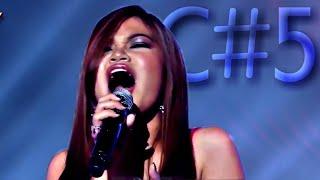 Filipino Singers Belting C#5 Note | WHO DID IT BEST?