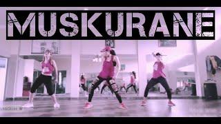 MUSKURANE - ( Arijit Singh ) Cover Zumba
