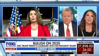 McDaniel: Democrats Are Only Focused On Impeachment