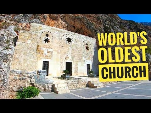 World's Oldest Church | Antakya-Turkey | Things to do | Places to visit | Episode: 10 | Irem Ozel