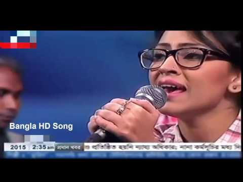 amar sona bondhu re-Heart Touch Song by Marzia Turin Live performance 2017-আমার সোনা বন্ধরে
