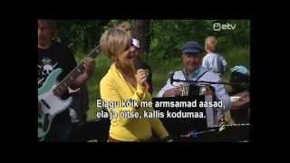 Lauluga maale 2012 - Gerli Padar - Noorus on ilus