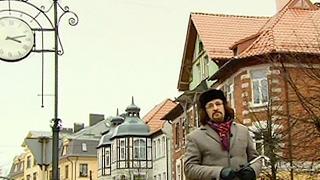 Пешком... Балтика прибрежная. Выпуск от 24.04.17