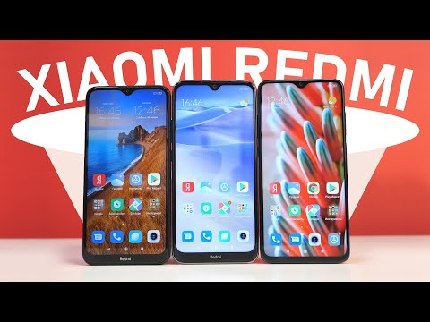 Что купить? Xiaomi Redmi Note 8 Pro, Redmi Note 8T или Redmi 8A / ОБЗОР / СРАВНЕНИЕ