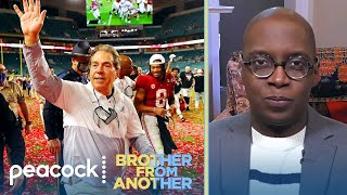 Alabama outclasses Ohio State in CFP National Championship | Brother From Another