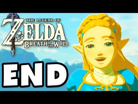 Calamity Ganon Boss Fight! True Ending! - The Legend of Zelda: Breath of the Wild - Gameplay Part 55