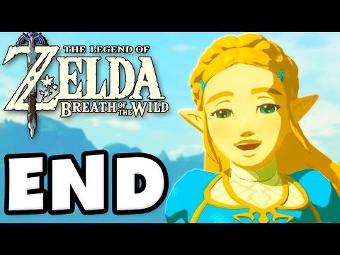 Thumbnail: Calamity Ganon Boss Fight! True Ending! - The Legend of Zelda: Breath of the Wild - Gameplay Part 55