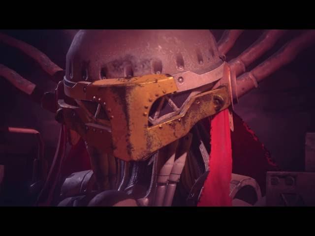 NieR Automata E3 2016 Trailer