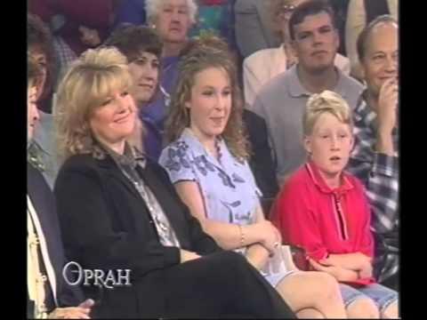 """Butterfly Kisses"" Bob Carlisle - Oprah"