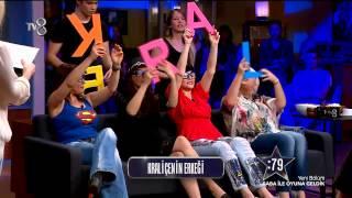 Saba ile Oyuna Geldik - Diz Beni Oyunu (1.Sezon 9.Bölüm)