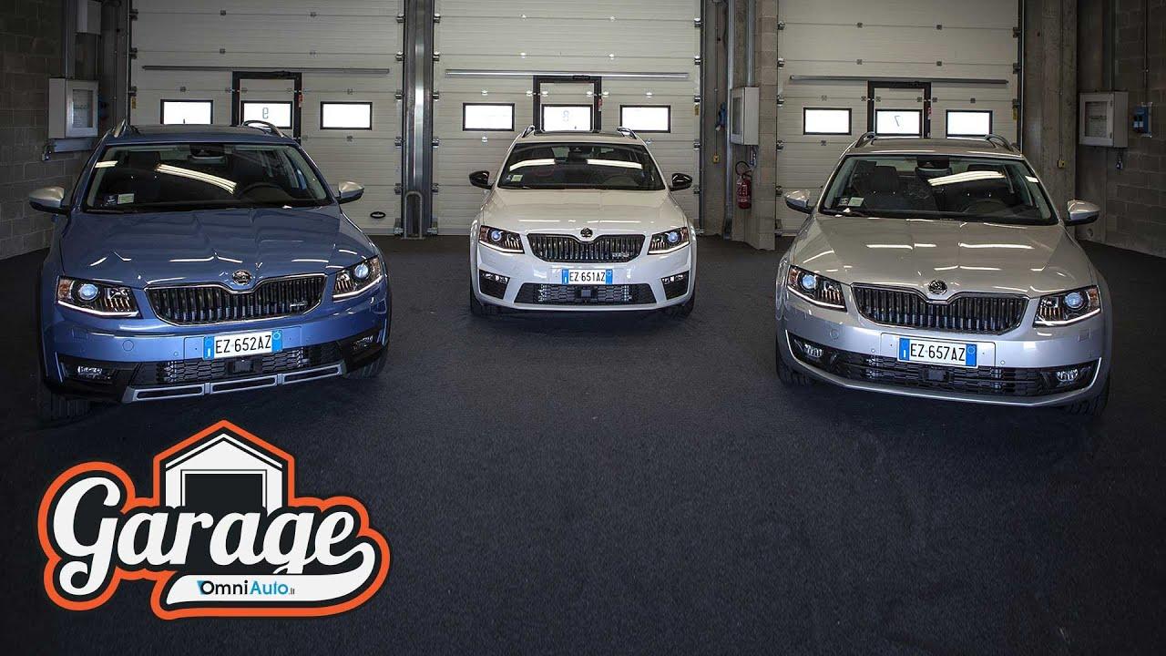 Skoda octavia wagon rispondiamo alle vostre domande doovi for Garage skoda le bouscat