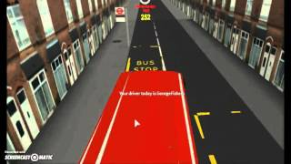 ROBLOX: GoAhead London Route 252 to Collier Row Part 1
