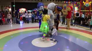 Администрация Кировского района организовала праздничные мероприятия в День защиты детей