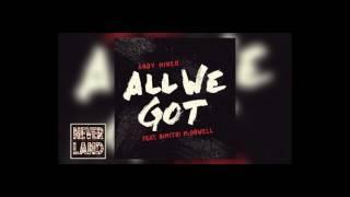 All we got by Andy Mineo (remix) (lyrics)