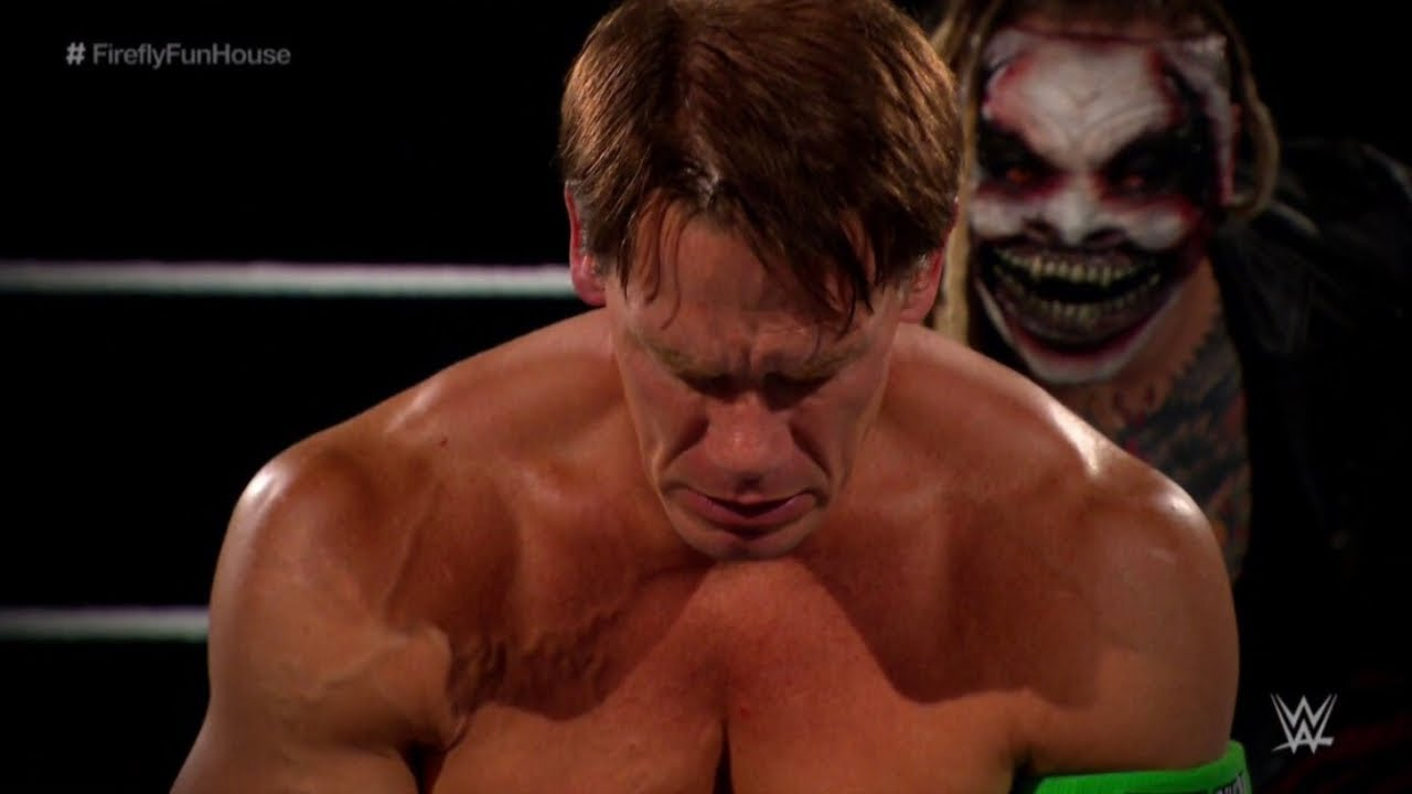 Download John Cena vs The Fiend (Bray Wyatt) Full Match HD - WWE Wrestlemania 36