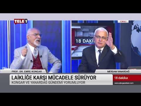 18 Dakika - (5 Kasım 2018) Merdan Yanardağ & Prof. Dr. Emre Kongar | Tele1 TV