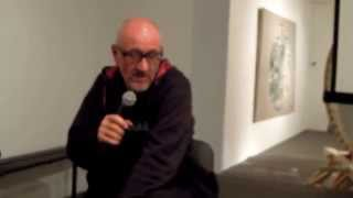 видео Лекции австрийского галериста и куратора